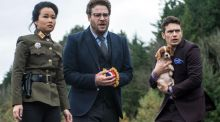 The Interview review: dumb and dumber along the DMZ