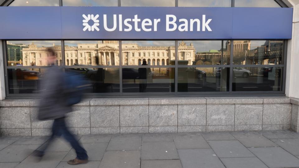 Online Business: Ulster Bank Online Business