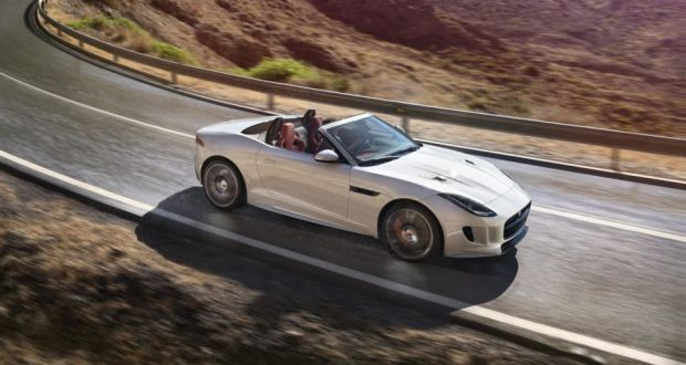 Road Test F Type R Convertible Is A Cobra In Jaguar S Clothing