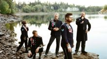 The Decemberists return: expect songs about Sandy Hook and fronting a boyband