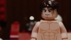 The trailer for the film 'Fifty Shades of Grey' has been remade using just Lego blocks and figures. Video: Antonio Toscano/Buzz My Videos/Reuters