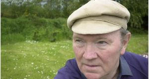 Liam Clancy: his version of the ballad 'Aghadoe' has helped keep the name of John Todhunter alive. Photograph: Alan Betson
