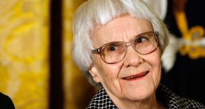 """To Kill A Mockingbird"" author Harper Lee. There has been talk the author may have been left vulnerable to unscrupulous business associates since the death of her sister Alice last year. Photograph: Chip Somodevilla/Getty"