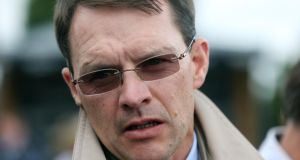 Aidan O'Brien: features in files given to the Revenue in 2010. Photograph: Lorraine O'Sullivan/©INPHO
