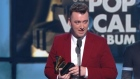 Sam Smith triumphs with four Grammy wins