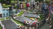 You can take a 10-day tour along the Blues Highway, the route that brought the music of the south worldwide. It includes two days in Memphis with a full day at Graceland including a tour of Elvis's home, museum and the Meditation Garden where he is buried, above.