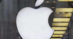 The Apple investigation is examining whether its corporate tax arrangements gave it an unfair advantage over other companies. Photograph: Yui Mok/PA Wire