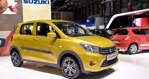 Suzuki brake failure recall raises cost cutting questions brake failure is only affecting right hand drive suzuki celerios a fix is fandeluxe Choice Image