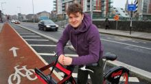 Cork bike-share scheme starts with a rattle