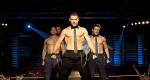 Casting a spell: Channing Tatum in Magic Mike