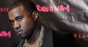 Kayne West: snarky remarks at the Grammys over Beck