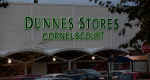 Retailer Dunnes Stores has said it has a constitutional right not to engage directly with trade unions. Photograph: Cyril Byrne / The Irish Times