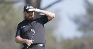 Shane Lowry finished in seventh place in his first tournament of the season – the Farmers Insurance Open at Torrey Pines South in La Jolla, California. Photo: Josh Hedges/Getty