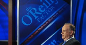 'America NPR is unquestionably more intellectually evolved that CNN or Fox.' Above, Bill O'Reilly on Fox News