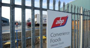 Larry Goodman's firm ABP Foods. His son Larry jnr is  entering the property market.