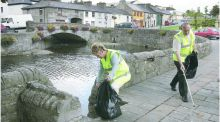 Behind the News:  Tidy Towner, Kathleen Collins of Ballybunion