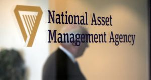 Nama is aiming to redeem a cumulative 80%, or €24 billion, of its senior debt by the end of 2016 and hopes it will have redeemed all of its senior debt by the end of 2018.  Photograph: Cyril Byrne/The Irish Times