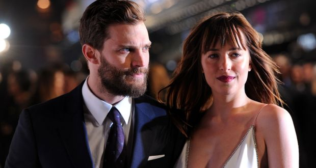 Fifty Shades of Grey whips up Irish box office record The Irish Times