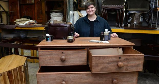 The Specialist Audrey Adams Furniture Restorer