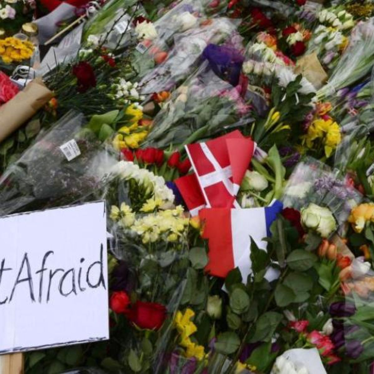 After the copenhagen attack the atmosphere is subdued except on after the copenhagen attack the atmosphere is subdued except on social media izmirmasajfo