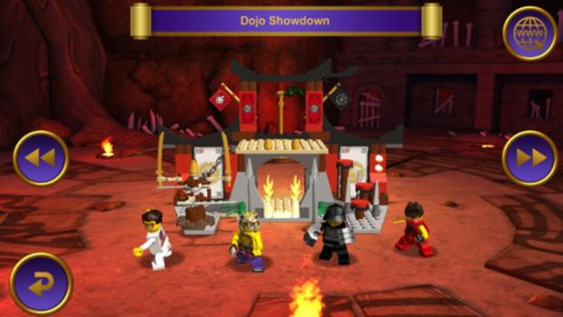 Lego Ninjago Tournament | App Review