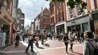 Grafton Street Dublin: JLL says the findings means that Dublin is one of the fastest-changing cities in the world. Photograph: Matt Kavanagh