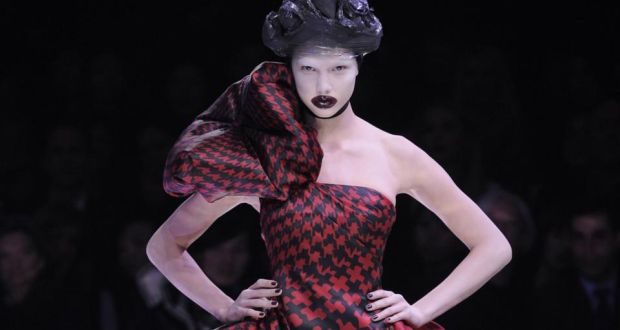 research paper about alexander mcqueen See how this article appeared when it was originally published on  alexander  mcqueen , the renegade british fashion designer known for.