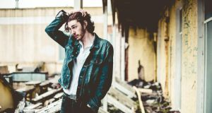 Hozier, whose Take Me to Church was the most played song last year in Ireland. A new report reveal the Irish music sector contributes ove €470m to the local economy