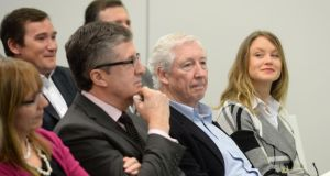 Guests attending the Irish Times Be Your Best workshop, a nine-month leadership development programme by Potentialife.