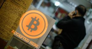 If the supporters of the bitcoin are right, the online currency could be the next revolution on the money market. Photograph: Philippe Lopez/AFP/Getty Images