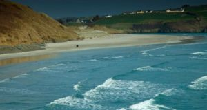 Inchydoney Beach in Clonakilty, Co Cork, which won first place in the 2015 Tripadvisor top 10 beaches in Ireland. Photograph: Getty Images.