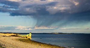 Salthill in Galway came ninth on the list. Photograph: Getty Images.
