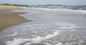 Curracloe beach in Co Wexford came sixth. Photograph: Getty Images.