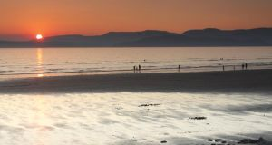 Rossbeigh beach in Co Kerry came fifth in the list. Photograph: Getty Images.