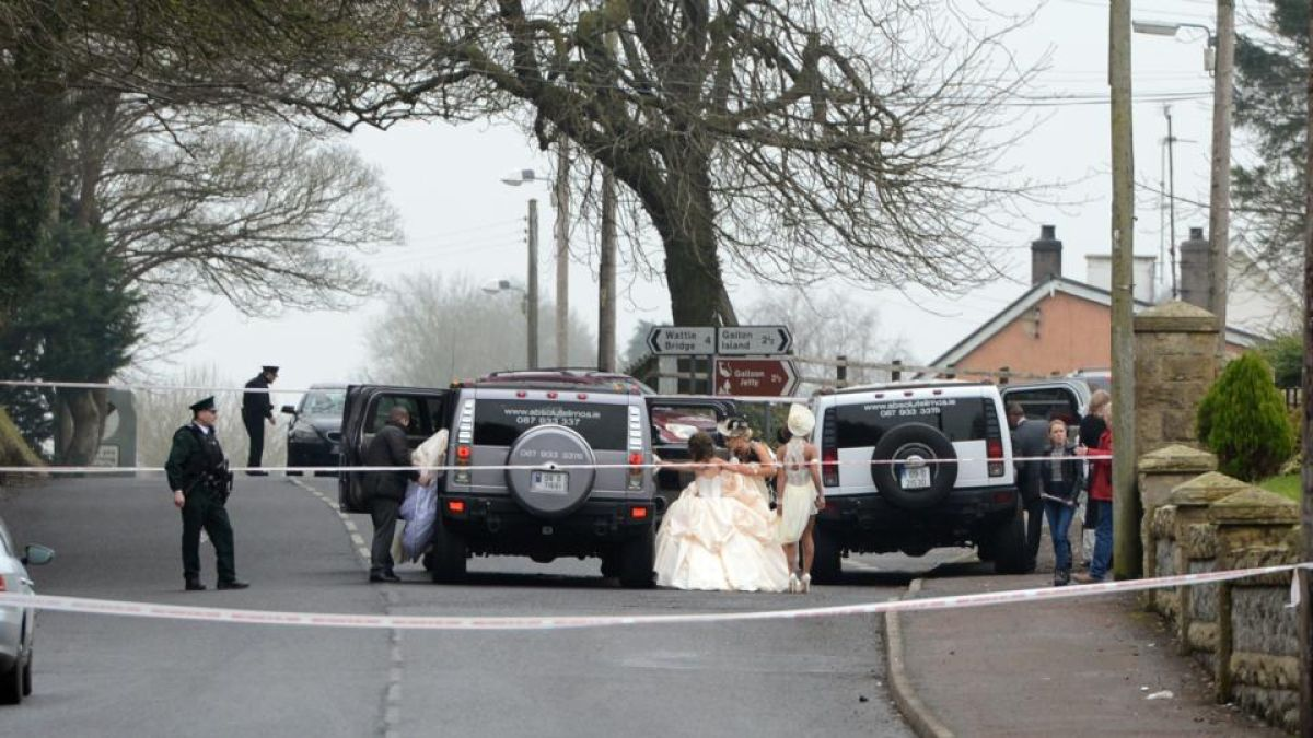 Aisl Shooting man arrested over fatal shooting at fermanagh wedding