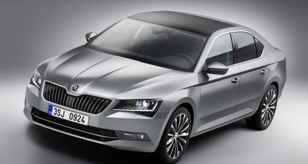 Bigger More Luxurious Skoda Superb Launched