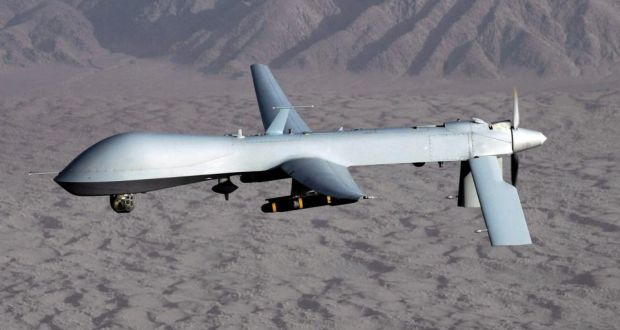 An MQ 1 Predator Drone The Lifting Of Sales Restriction Is Likely To Lead