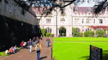 Cog Notes: UCC second in league of environmentally friendly universities