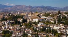Granada: hotels in the city can be good value in September. Photograph: Thinkstock