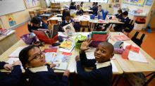 Multicultural Adamstown school  'very proud to be inclusive'