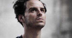 Andrew Scott: 'Ever since I've done Sea Wall it has influenced all of the work I've done. That relationship with the audience, that idea of it being live.' Photograph: Kevin Cummins