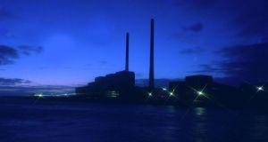 Besides worries about climate change and security of supply, Ireland faces a capacity issue. Photograph: Eirgrid