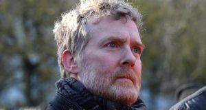 Glen Hansard who won the Best Song  Oscar in 2007 with Marketa Irglova for 'Falling Slowly' from the film 'Once'. Photograph: Brenda Fitzsimons / The Irish Times