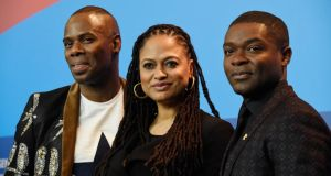 Notable minority exclusions at this year's Oscars include British actor David Oyelowo and director Ava DuVernay of Martin Luther King Jr biopic Selma, which earned a best picture nomination.  Photograph: Pascal Le Segretain/Getty Images