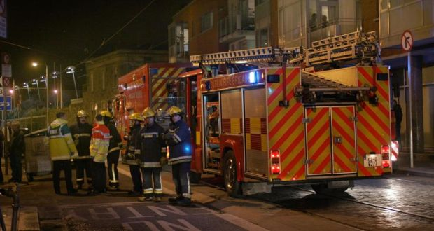 Half of €9 3m fire brigade fees not collected in 2014