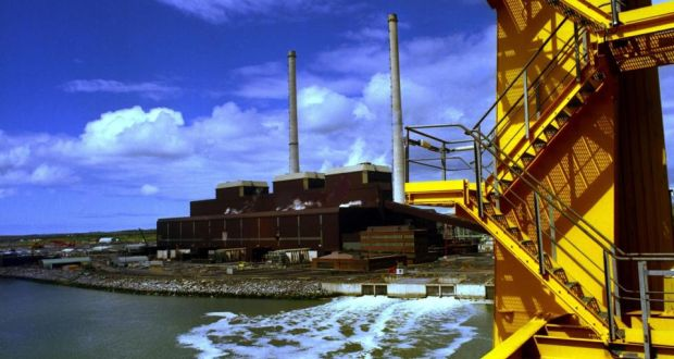 Ireland needs to diversify its fuel sources and not depend on coal-fired power stations such as Moneypoint. Photograph: Neil Warner for ESB