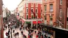 The work is part of the Grafton Street Quarter Public Realm Plan published in October 2013, which envisages a €14 million investment over three years.