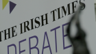 Media role as 'cheerleaders' under scrutiny in Irish Times debate final