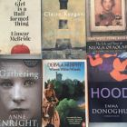 Shelved: a selection of books by Irish women writers. Might some of these names figure in the final 12?