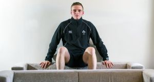 "Ireland U20 captain Nick  McCarthy says the team is ""just focused"" on Friday's Six Nations game against England in Donnybrook. Photograph: Cathal Noonan/Inpho"